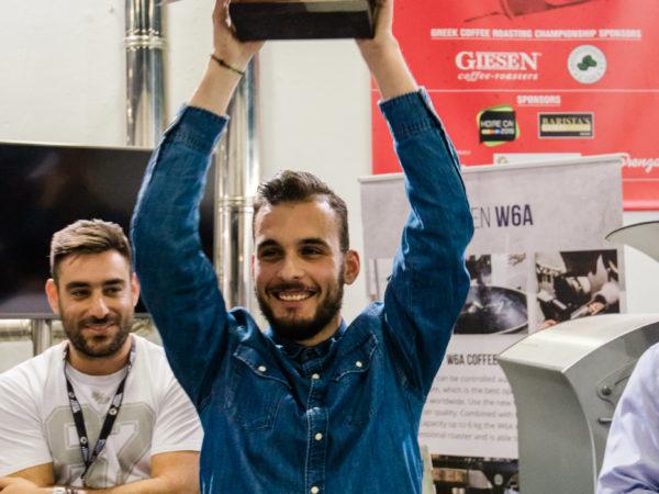 Πανελλήνιο Πρωτάθλημα Coffee Roasting για το 2018
